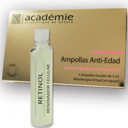 Ampollas de Retinol, 5x3ml