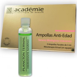 Ampollas de Plancton Termal, 5x3ml